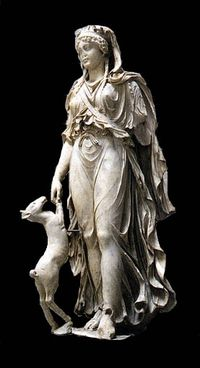 Artemis-and-fawn