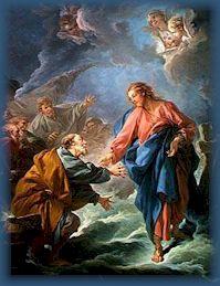 Jesus_Peter_on_water