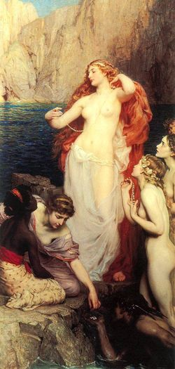 Herbert_James_Draper,_The_Pearls_of_Aphrodite
