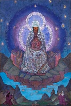 Roerich-Nicholas-Mother-of-the-World